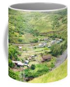 Kahakuloa Village Maui Hawaii Coffee Mug