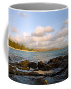 Kailua Bay Sunrise Coffee Mug