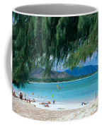 Kailua Beach Park Coffee Mug