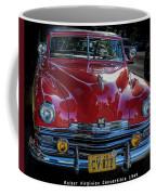 Kaiser Virginian Deluxe - 1949 Convertible Coffee Mug