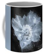 Kaktus Prickly Pear Cactus Bw Coffee Mug