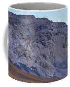 Kalahaku Pali And The Haleakala Crater Coffee Mug