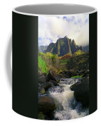 Kalalau Cathedral Coffee Mug