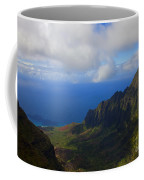 Kalalau Storm Clearing Coffee Mug