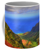 Kalalau Valley Coffee Mug