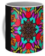 Kaleidoscope Of Color Coffee Mug