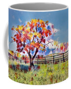 Kaleidoscope Of Colors Coffee Mug