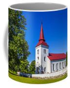 Kallstorps Kyrka Coffee Mug