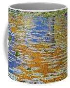 Kaloya Pond Autumn Coffee Mug