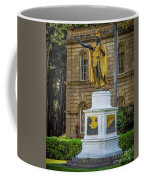 Kamehameha The Great Coffee Mug by Jon Burch Photography