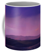 Kamiak Butte Spring Rain At Dusk Coffee Mug
