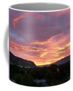 Kamloops Sunset 2 Coffee Mug