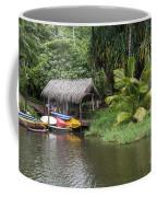 Kamokila Hawaiian Village - Kauai Coffee Mug