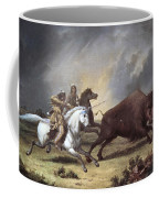 Kane: Buffalo Hunt Coffee Mug