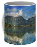 Kaneohe Bay Oahu Hawaii Coffee Mug
