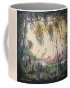 Kangaroo Kingdom Coffee Mug