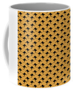 Kangaroo Pattern Coffee Mug