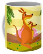 Kangaroos Coffee Mug