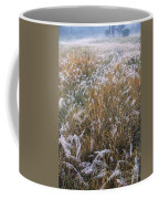 Kans Grass In Mist Coffee Mug