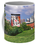 Kansas City Sky Line Coffee Mug