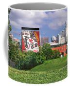 Kansas City Sky Line Coffee Mug