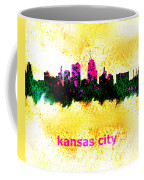 Kansas City Skyline 1 Coffee Mug