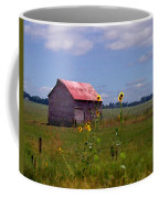 Kansas Landscape Coffee Mug by Steve Karol