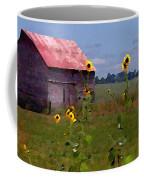 Kansas Landscape Coffee Mug