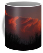 Kansas Storm At Sundown Coffee Mug