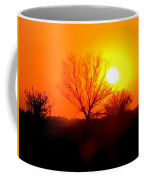 Kansas Sunset Coffee Mug