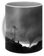 Kansas: Tornado, C1902 Coffee Mug