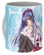 Kao No Nai Tsuki Coffee Mug