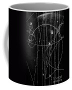 Kaon Proton Collision Coffee Mug by SPL and Photo Researchers