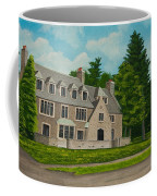 Kappa Delta Rho North View Coffee Mug