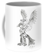 Kappa Eagle Coffee Mug