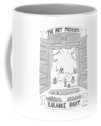 Karaoke Night Coffee Mug