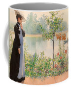 Karin By The Shore Coffee Mug