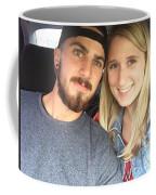 karly and TJ Coffee Mug