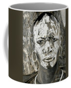 Karo Man Coffee Mug