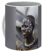 Karo Tribe Female Coffee Mug