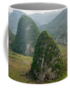 Karst Landscape, Guangxi China Coffee Mug