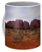 Kata Tjuta Evening Glow Coffee Mug