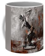 Kathak Dancer A1 Coffee Mug