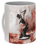 Kathak Dancer  Coffee Mug