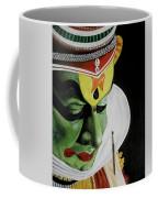 kATHAKALI PAINTING REALISTIC Coffee Mug