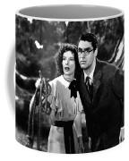 Katharine Hepburn Cary Grant Bringing Up Baby 1938-2015 Coffee Mug