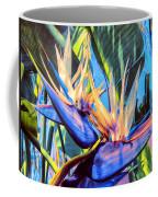 Kauai Bird Of Paradise Coffee Mug