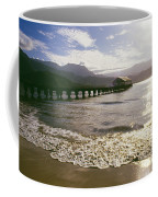 Kauai, Hanalei Bay Coffee Mug