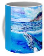Kauai Humpback Whale Coffee Mug