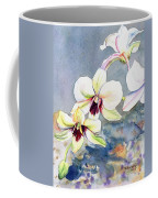 Kauai Orchid Festival Coffee Mug